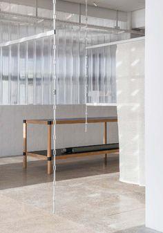 Kvadrat Showroom Copenhagen by Ronan & Erwan Bouroullec