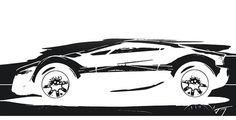 Sunday, 2 December 2012 #white #automotive #design #black #speed #sports #and #car