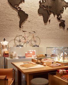 Shinola Tribeca Flagship store New York City 06 Shinola Tribeca Flagship store , New York City #store #enviroment