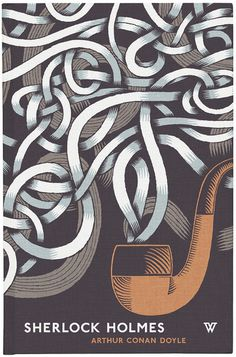 MatterPrinted #sherlock #smoke #book #pipe #holmes