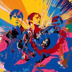 Babyshambles reveal Damien Hirst-designed artwork for new album 'Sequel To The Prequel'