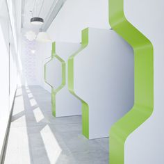 Atrium by Studio RHE #walls #rotating