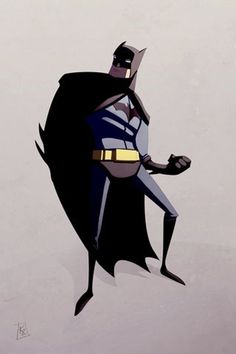 FFFFOUND! | Evenin' Cooldown : Batman by *kay-too on deviantART #illustration #batman