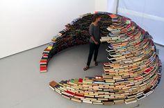 Colossal   An art and design blog. #igloo #book