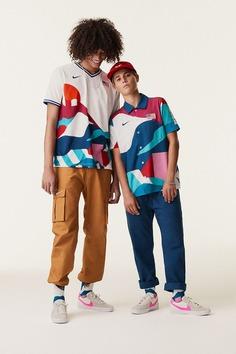 Piet Parra en Nike ontwerpen outfits voor olympische skateboarders | Het Parool
