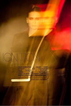 IGNITION | Volt Café | by Volt Magazine #beauty #design #graphic #volt #photography #art #fashion #layout #magazine #typography
