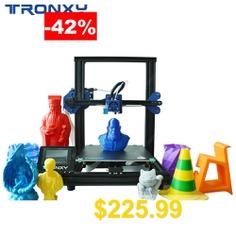 TRONXY #XY-2 #Pro #New #3D #Printing #Machine #Impresora #3D