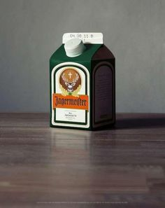 Jag #packaging #jager