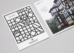 Creative Review - Shrewsbury's new brand campaign #campaign #design #branding #shrewsbury
