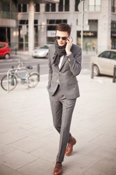 THIS IS NOT NEW | TUMBLR #photography #fashion #suit #style #walking
