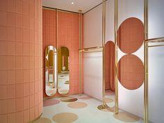 red valentino flagship store london england pierpaolo piccioli india mahdavi interior design architecture mindsparkle mag designblog