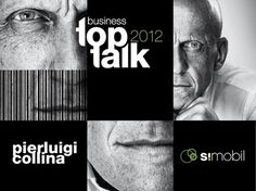 Top Talk 2012 | vbg.si - creative design studio #photo #photography #design