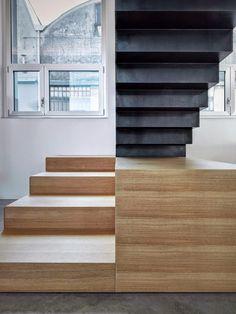 Loft PAR by Buratti Architetti #stairs #design #interiors