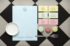 Helsinki FoodCompany #stamp #branding #print #design #brand #identity #logo #typography