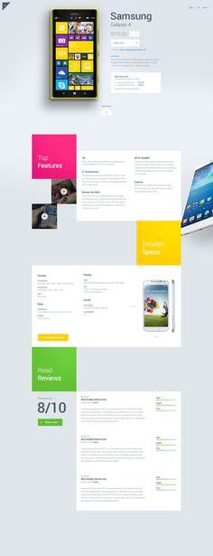 UI/UX Works by Julien Renvoye #ui