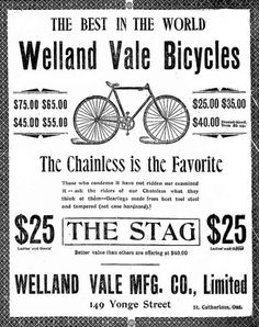 2008_06_03stagbicycle.jpg 640×808 pixels #vintage #advertising