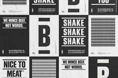 BURGER on Behance