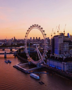 London From Above: Stunning Drone Photography by Will Cheyney