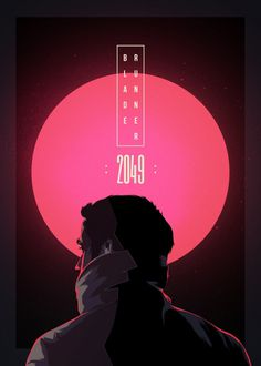 Blade Runner 2049 – Created by Lovas Tibor