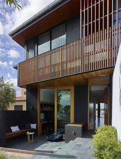 Massey House Shaun Lockyer Architects