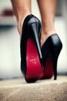 Louboutin #shoes #facy