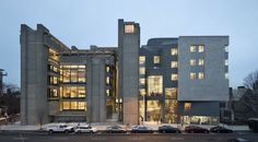 Architecture Photography: Yale Art + Architecture Building / Gwathmey Siegel & Associates Architects - Yale Art + Architecture Building / Gw #university #yale #building #architecture #art #+