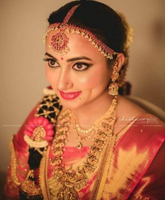 Aesthetic South Indian Bridal Makeup Looks for The Wedding Season 2020