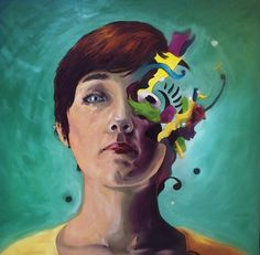 tumblr_lv372qMZmG1qjco10o1_1280.jpg (576×566) #oils #illustration #portrait #painting #art