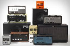 P3 Amplifiers | Uncrate