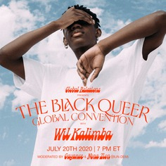 The Black Queer Convention by Global Relations 1