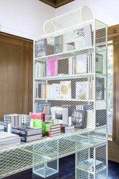 Graham_Bookstore_Cylinder #interior #shop