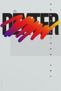 The Avalanches | nevercontent— portfolio of Brian Okarski #print #design #graphic #poster #colour