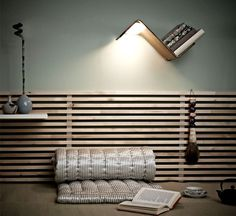 Ultimate Reading Lamp by Studio Smeets Design reading light studio smeets design