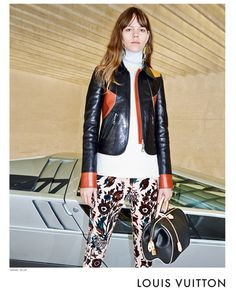 Ghesquiere's debut Louis Vuitton campaign unveiled - Telegraph #direction #vuitton #art #louis