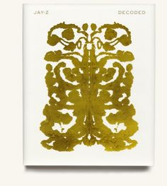 DECODED / JAY-Z on the Behance Network #print