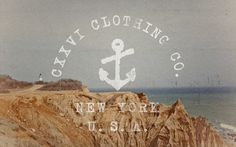CXXVI Clothing Co. — Spring 2011 #clothing #landscape