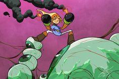 Zelda Bosses | Cuded #game #bosses #art #zelda