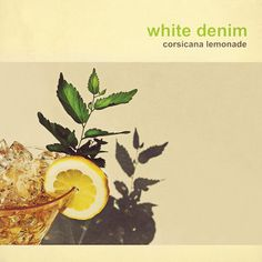 Corsicana Lemonade #denim #white
