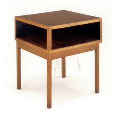 Josef Albers, Corner table #table