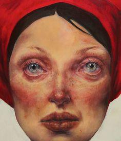 Afarin Sajedi #paint #art