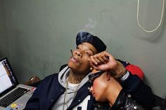 Photos: Wiz Khalifa and Amber Rose Hook Up in FADER #72 « The FADER