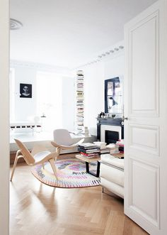 Anne Claire Rohé Photography living room
