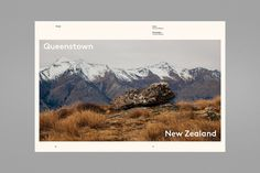Nourished Journal — Nourished Journal Edition Two #grid #layout #imagery #landscape