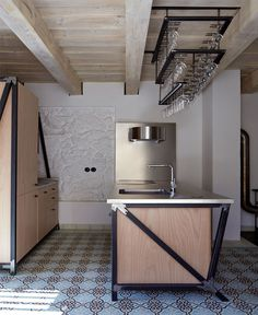ORA Transform a 16th Century Residence into a Guesthouse - InteriorZine