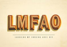 Long Story Long de Archie McLeish | Ponyblog by Ponyhof #yellow #orange #dropshadow #typography
