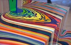 "Image Spark - Image tagged ""holton rower"", ""pour"", ""paint"" - meredithf #paint #color"