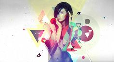 XXIV by ~Fregezechen on deviantART #triangle #xxiv #fregezechen