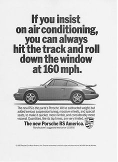Porsche ads | Cartype