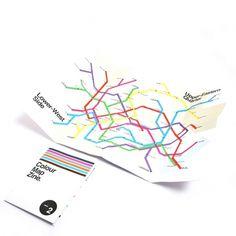 Colour Map Zine