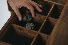 Chest Middle Meyer Fly Massive Millworks #chest #dresser #interior #wood #millwork #walnut #drawers #woodworking #modernism